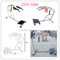 (DSY-H06)super squat/hydraulic fitness equipment for sale/China hydreulic/China hydraulic gym