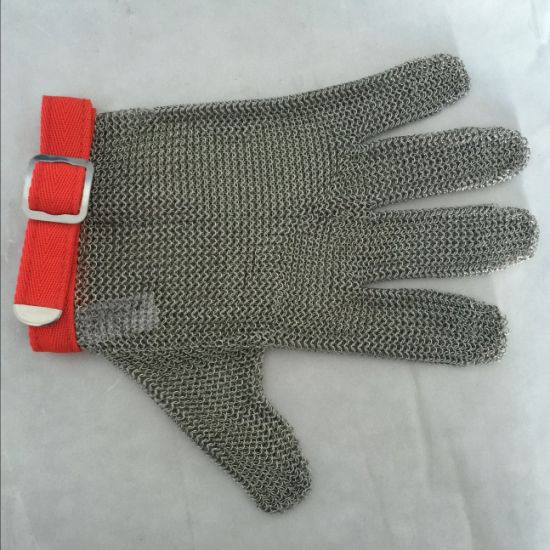 Western Stainless Steel Wire Safety Work Anti-Slash Cut Proof gloves