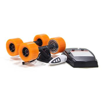 Hot sale DIY electric longboard parts with single motor