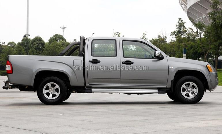 single cab pickup Off road pickup truck with dongfeng brand