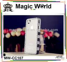 Factory cheap price diamond cell phone case for samsung galaxy s4
