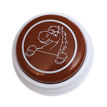 Customized recordable easy button for kid