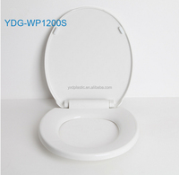 Bathroom accessories plastic mancesa toilet cover