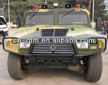 diesel EURO 4 military vehicle/Armored Truck 4x4 drive type for sale