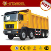 Shacman heavy duty 420hp 6x6 all wheel drive dump truck