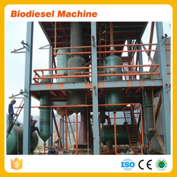 New Recycled Oil from Waste Engine/Motor Oil Refining Machine