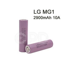 OEM Original for LG MG1 18650 3.7V 2900mAh Lithium Rechargeable Battery for Reuleaux 200S Box Mod