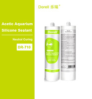 Acetic Curing Aquarium Transparent Silicone Sealant