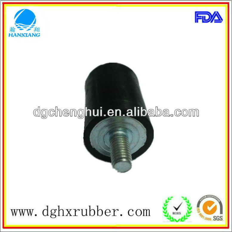 Durable Low Noise Nbr Rubber Buffer with anti-shock,anti-slip,wearable for running machine,auto machine,medical