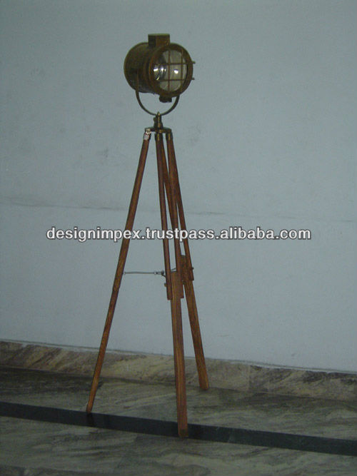 Aluminum Antique Spot light, Floor Lamp, Studio Light, Focus Light, Search Light