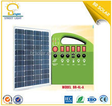 10w Special price OEM available integrated off grid solar system