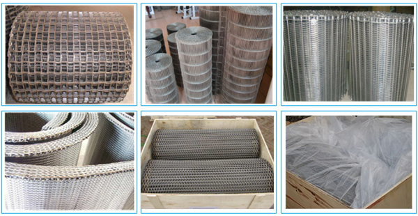 food cooling process spiral mesh conveyor pizza mesh belt biscuit oven metal conveyor belt