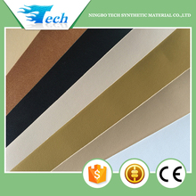 Alibaba Trade Assurance REACH compliant eco-friendly R61 pu lining leather for shoe making