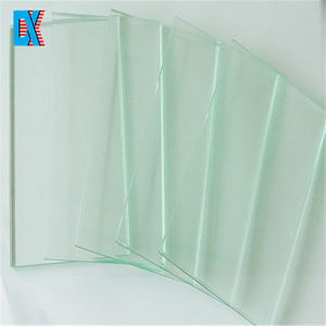 Commercial buildings high hardness 5mm decorative bubble glass panels