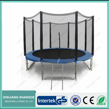 SD 244 cm trampoline with CE and GS certification for fun