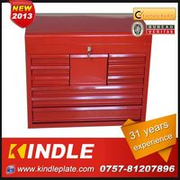 Kindle 17-Drawers,4 Casters Stable Steel Garage Tool Cabinet dental tool box
