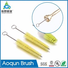 Accept OEM&ODM nylon mouthpiece brush for woodwind instruments