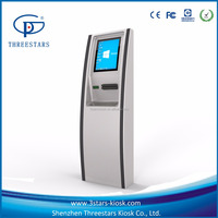 queue system managing kiosk,touch screen mutli hospital used for sale