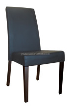Youkexuan dining room chairs black lacquer HC-NV201