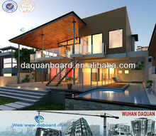 2013 modern prefabricated house, villa