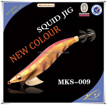 FSQL017-10 cheap fishing lures making supplies soft squids fishing lure