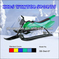 2016 New Type Snow Snowmobile Sled