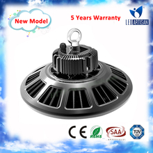 High Quality! ! Meanwell Driver led ufo high bay light cover high bay 150w IP65 waterproof