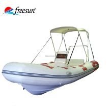 China FRP rib inflatable boat inflatable rib boats for sale
