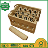 PERFECT Wooden Sport Molkky Game Set