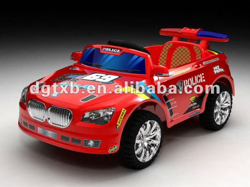 bmw x6 red for kids ride on