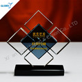 Plate Rhombus Crystal Plaque Trophy Award