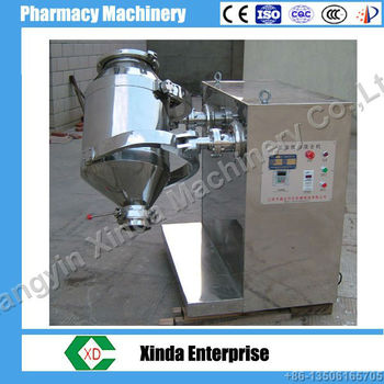 High load food spice powder flour mixing machine