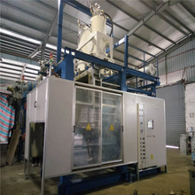 Polyurethane thermocol foam packing box machine production line