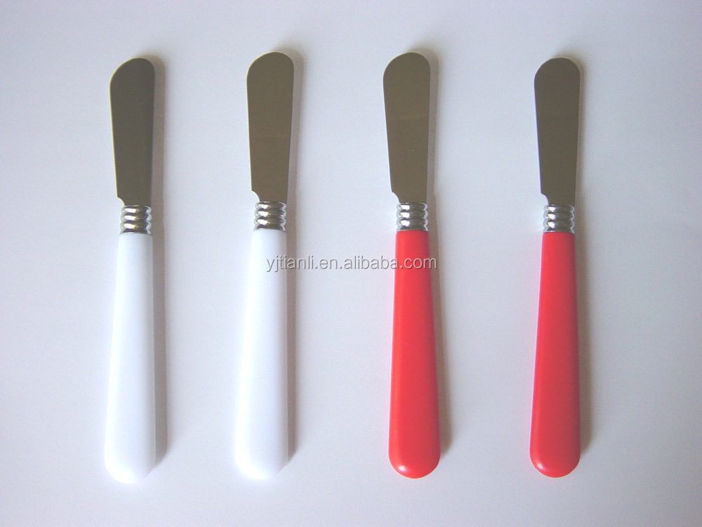 Stainless steel cheese knife bread knife Pasta pastry butter knife