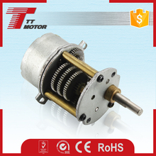 25mm electric motor control or 12v geared motor for Automatic power tools