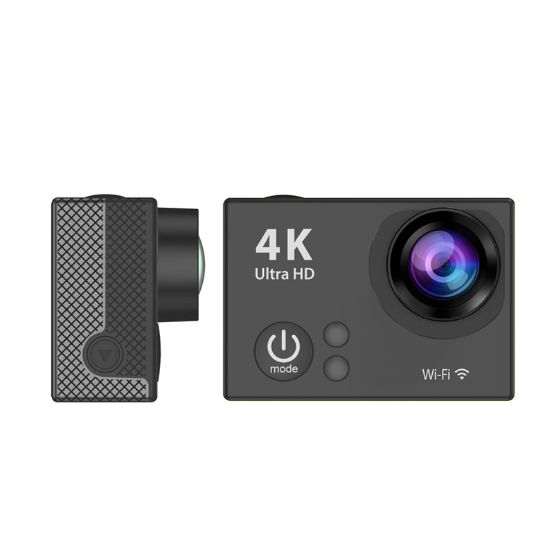 High Quality 4K Waterproof Wifi Sport Action Camera for Skiing