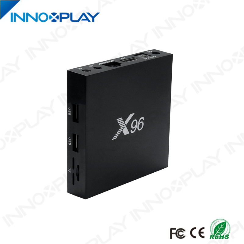 Cheap price iptv factory directly supply Android 6.0 tv box resolution 4K full hd <strong>satellite</strong> receiver
