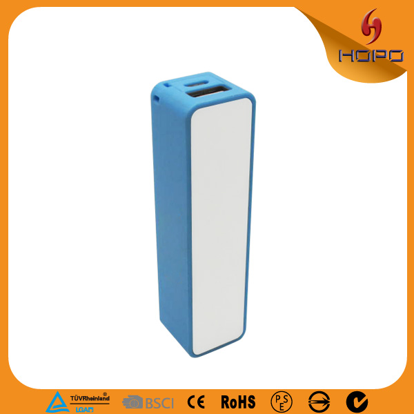 2018 Factory supply cheap Mini perfume power bank 2200mAh for gift promotion