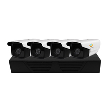 Home security system Economic 4channel dvr cctv camera set with Analog camera
