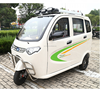 48v 1000w Closed Body Type and Motorized Driving Type NEW fashion tricycle