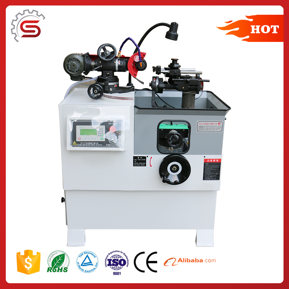 grinding machine surface grinding machine knife grinding machine MG127B Round Saw Blade Tooth Grinder