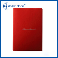 Soft Cover A5 PVC Notebook With Fashionable Design