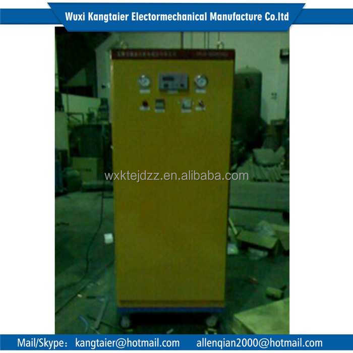 Production Rate 0.2~5 Nm3/hnitrogen generator membrane and nitrogen generating equipment with air booster membrane