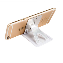 Funny cell phone holder for desk plastic mobile phone holder new products A113