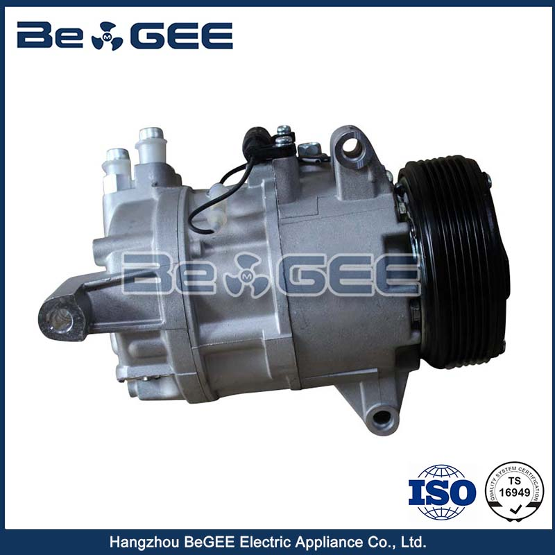 Auto Ac Compressor Parts CSV613 OEM 64526908660 Air Condition Compressor
