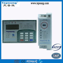 Remote For Electric Meter Single Phase Din Rail Electronic Energy Meter Prepaid Meter
