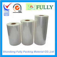 soft hardness Polyolefin Shrink Wrap,pof shrink film,polyolefin shrink film