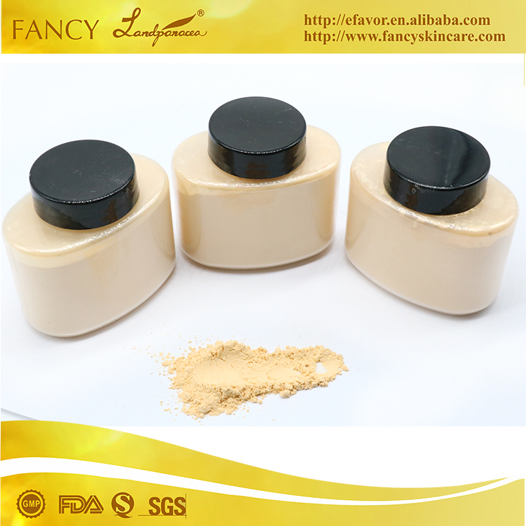 Wholesale Cosmetics Private Label Highlighter Pressed Powder with Sample