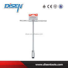 Steel Drop Forged T Handle Spark Plug Wrench