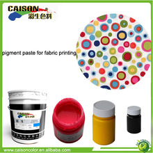 new products Water based colorant for childrens fabric printing